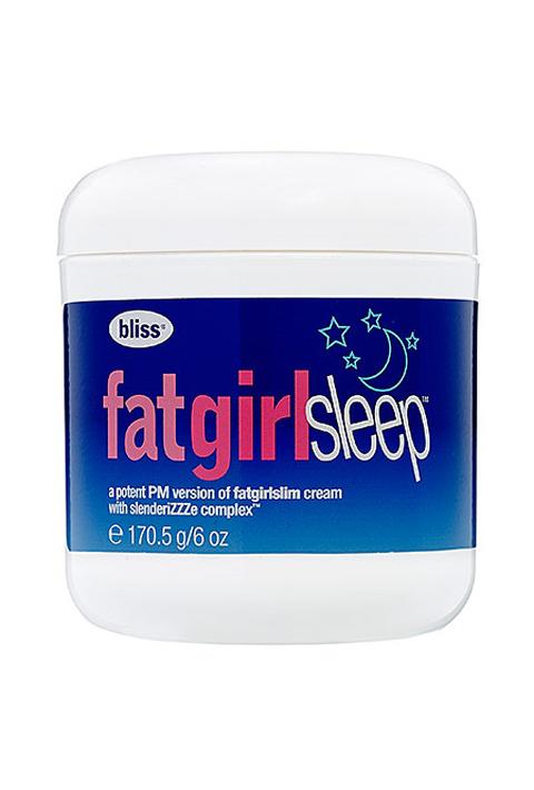 3. Fat Girl Sleep