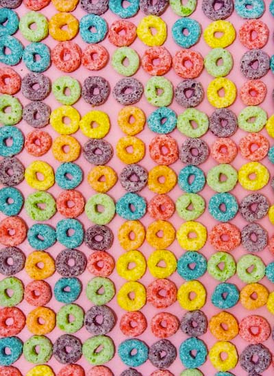 Cereal Pattern