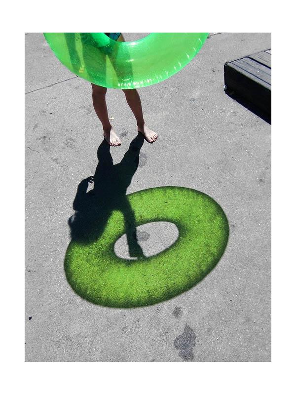 The Green Inner Tube