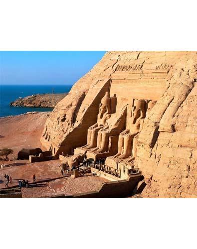 To Egypt