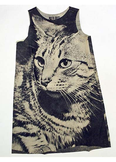 Coolest Cat Dress