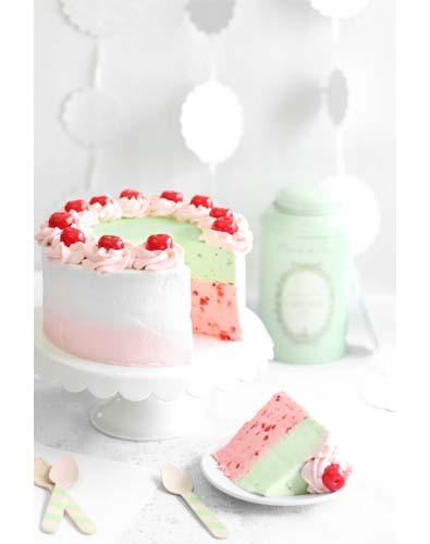 Pastel Mousse Party