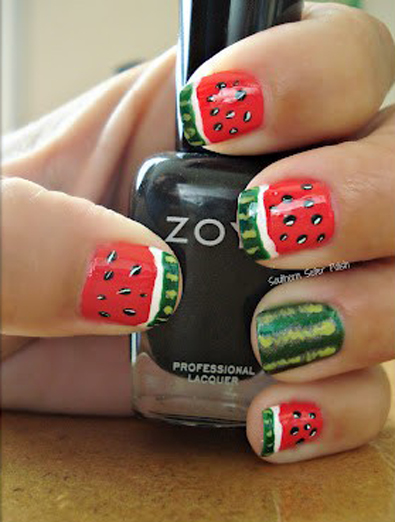 Watermelonails