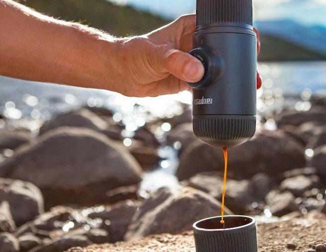 Espresso Splurge: Wacaco