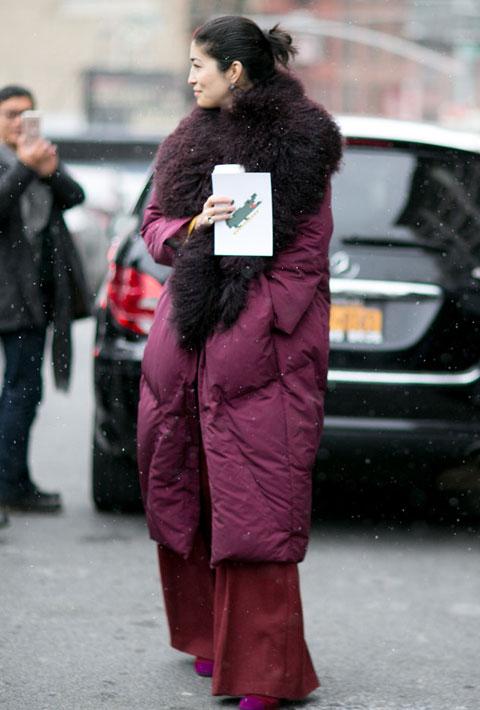 Caroline Issa in New York