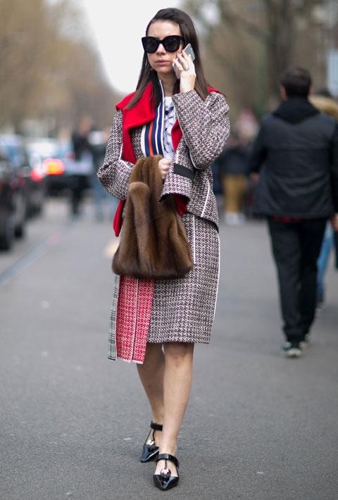 Natasha Goldenberg in Milan
