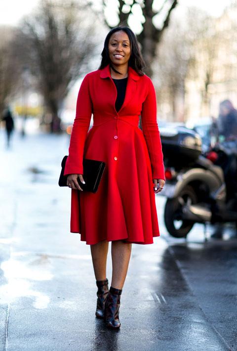 Shiona Turini in Paris