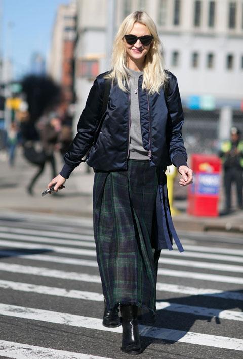 Zanna Roberts Rassi in New York