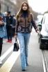 Miroslava Duma in Milan