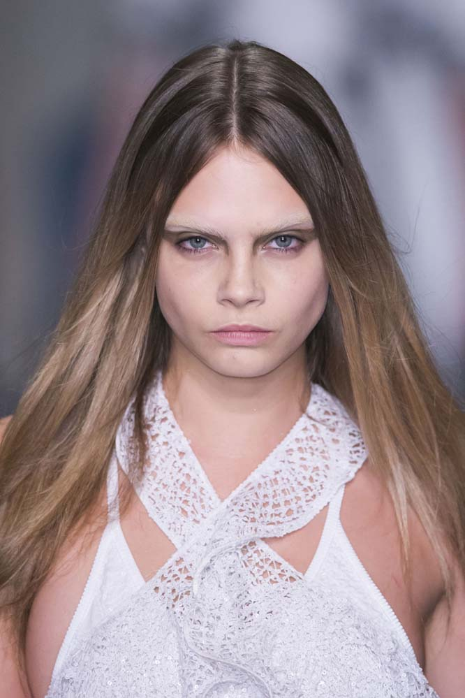 top 7 hair trends seen on the spring 2015 runways