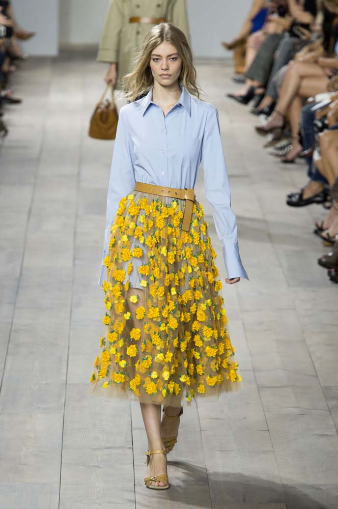 The sunny side of spring 2015