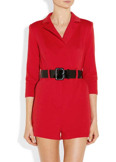 The Tomato Playsuit