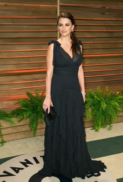 Penelope Cruz at the Vanity Fair Oscars Party