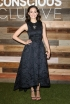 Emmy Rossum at the H&M Conscious Collection Launch