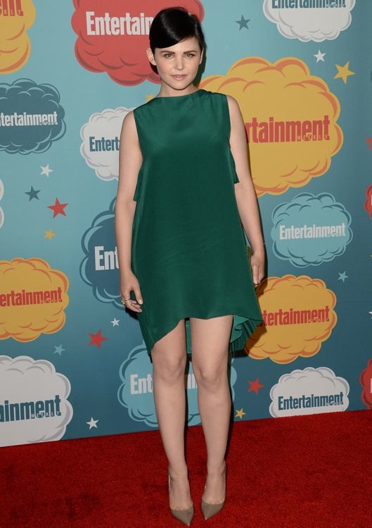 Ginnifer Goodwin at the Entertainment Weekly Annual Comic-Con Celebration