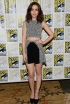 Lily Collins at The Mortal Instruments: City of Bones Press Line