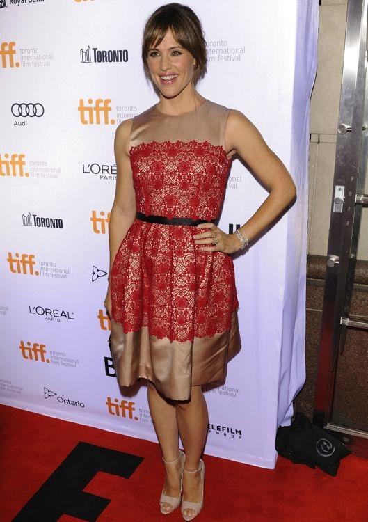 Jennifer Garner at the Premiere of Dallas Buyers Club