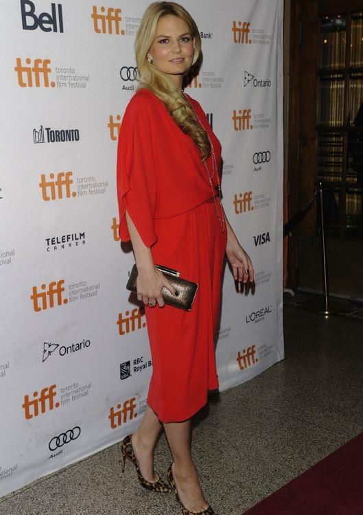 Jennifer Morrison at the Premiere of Felony