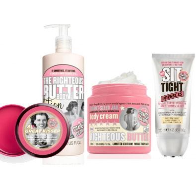 Save: Soap & Glory