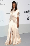 Naomi Campbell at the 2011 amfAR Cinema Against AIDS Gala