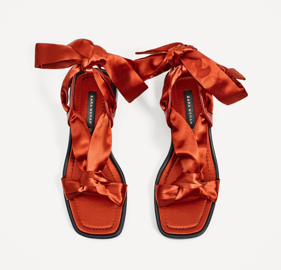 The Lace-Up Sandals