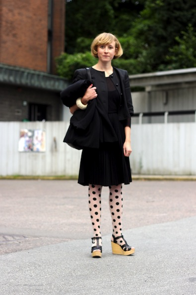 Copenhagen Fashion Week Street Style Spring/Summer 2013