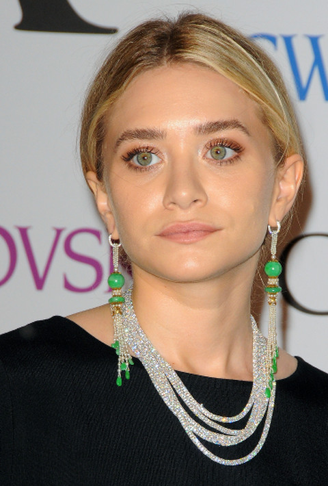 Ashley Olsen's Bronze Summer Smoky Eye