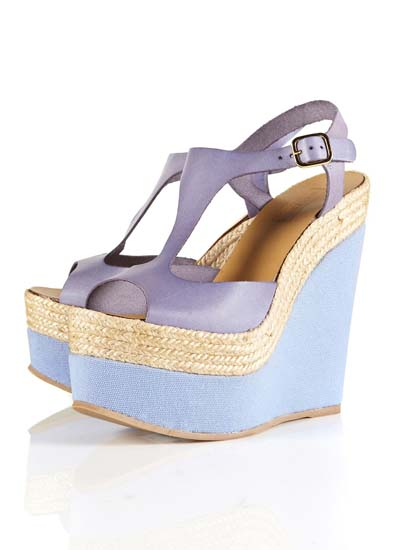 Lavender Espadrilles