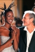 Naomi Campbell and Gianni Versace (1997)