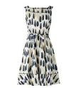 Orla Kiely Alpine Grove Flared Dress