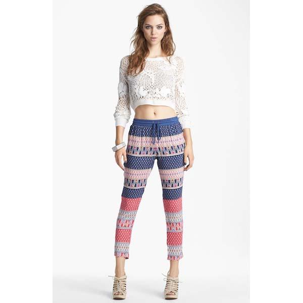 Hippie-Chic Pants