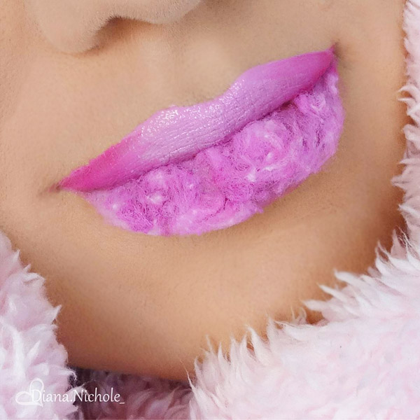 17 Insanely Cool Lip Art Looks You Have To See To Believe The Fashion Spot Bloglovin