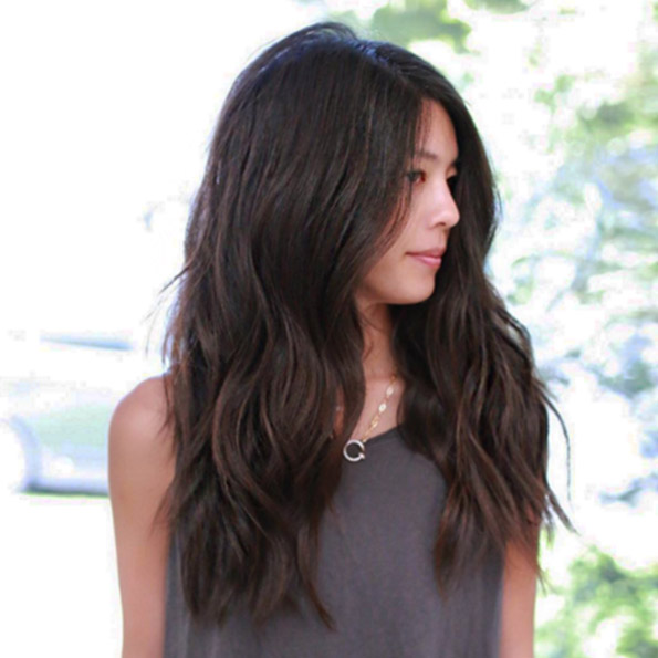 Best layered haircuts on instagram to inspire your next cut swept away urmus Gallery