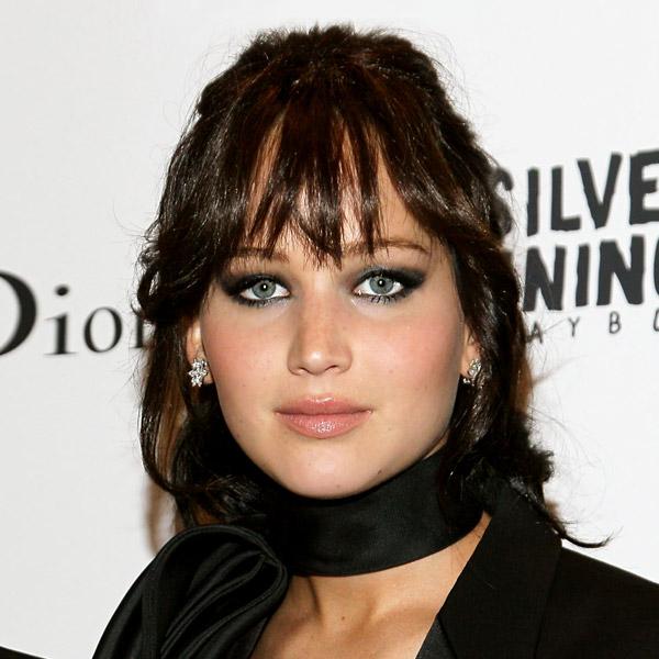 Jennifer Lawrence Natural Hair Color