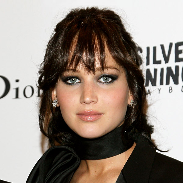 Astounding The Stunning Evolution Of Jennifer Lawrence Hair Thefashionspot Short Hairstyles Gunalazisus