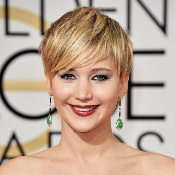 The Stunning Evolution of Jennifer Lawrence Hair ...