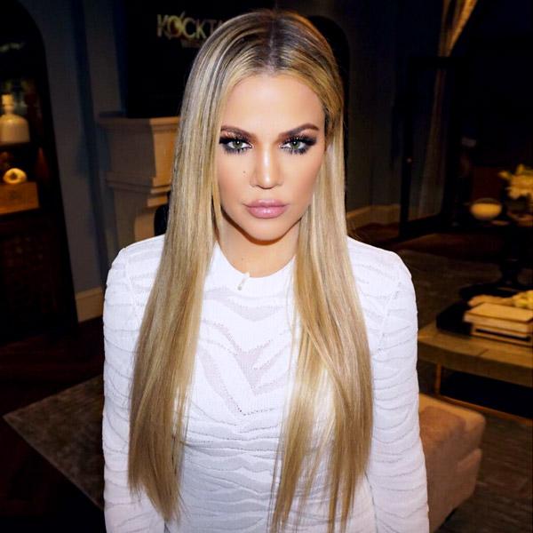 9 Times Khloe Kardashian Was Our Hair Muse - theFashionSpot