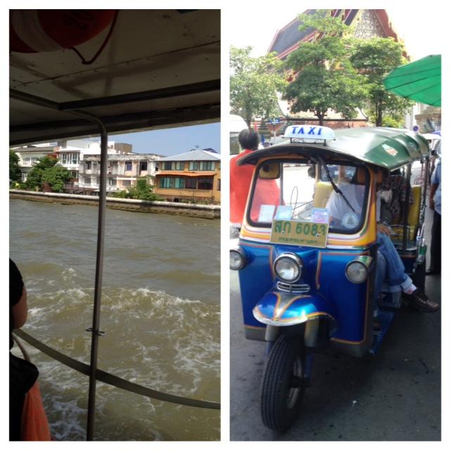 Transportation in Bangkok