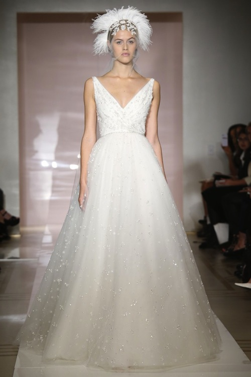 The 20 Most Spectacular Bridal Gowns of Fall 2014 - theFashionSpot