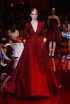 Elie Saab's Dorothy Red Gowns