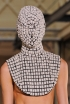Margiela's Bedazzled Masks