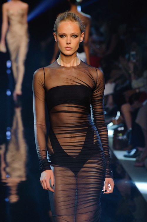 Alexandre Vauthier's Bare It All Gowns