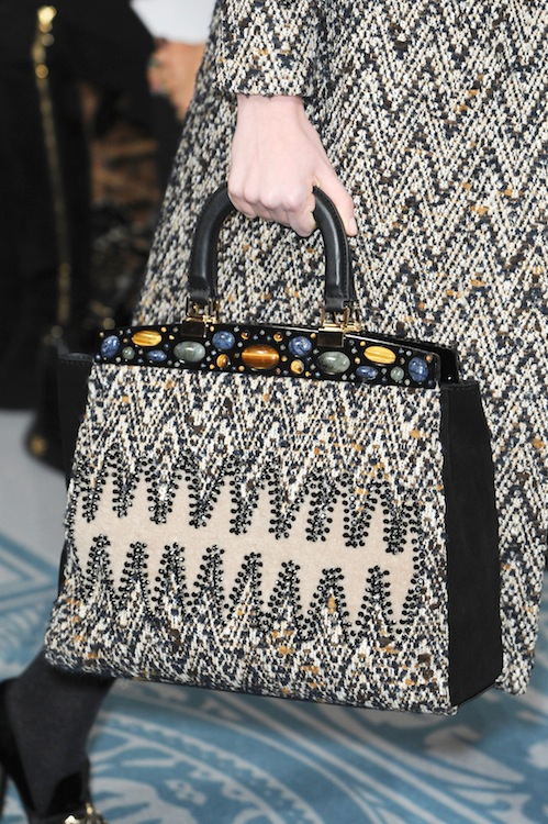 Tory Burch's Tapestry Tote