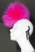 Elsa Schiaparelli's Shocking Pink Puff