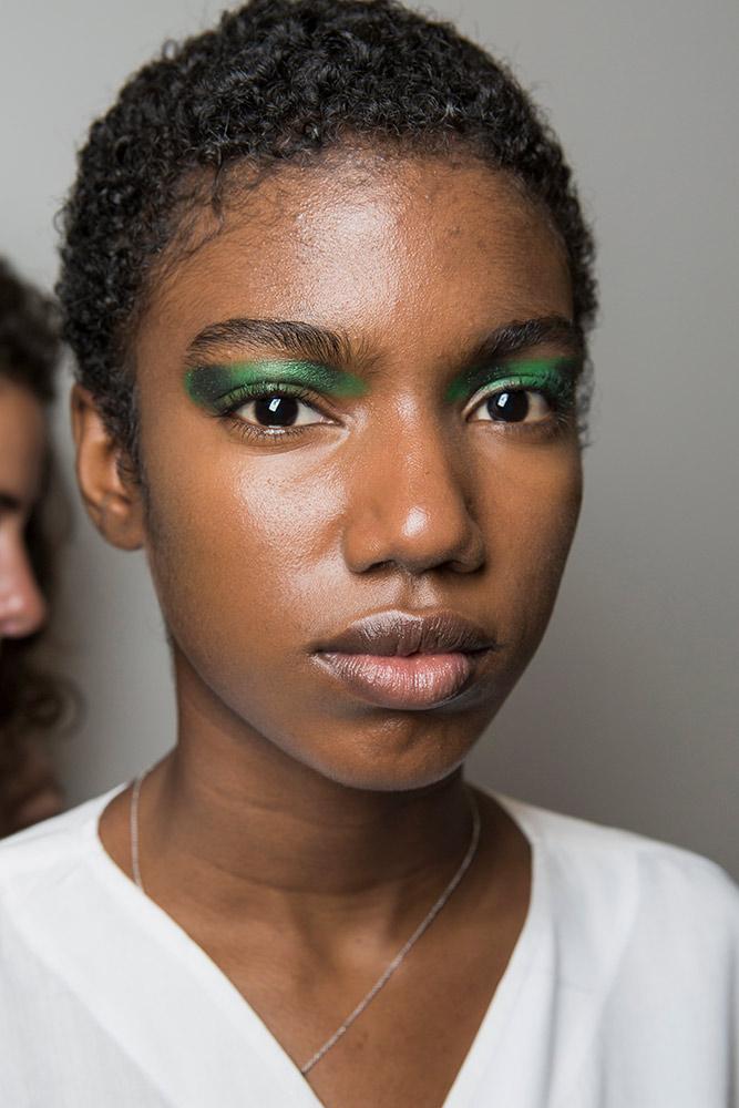 Green-Eyed Gaze