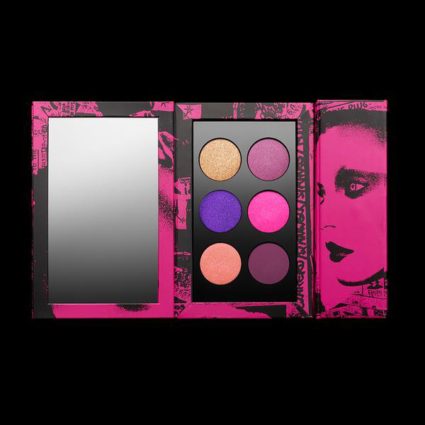 Pat McGrath Labs  22 Gorgeous Eyeshadow Palettes to Add to Your Collection This Spring pat mcgrath mthrshp subversive la vie en rose