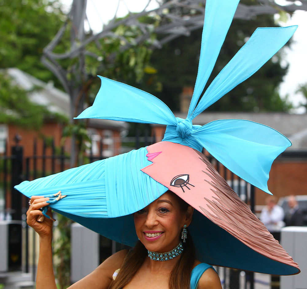 All The Hats From Royal Ascot 2015