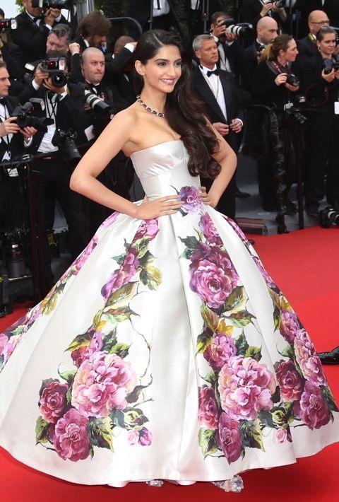 Sonam Kapoor at the Premiere of Jeune et Jolie