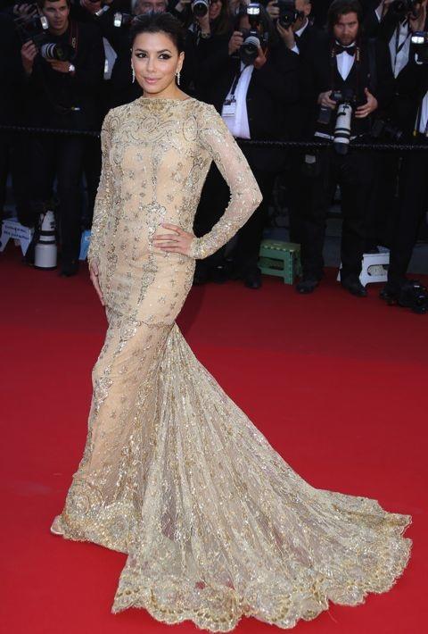 Eva Longoria at the Premiere of Le Passé