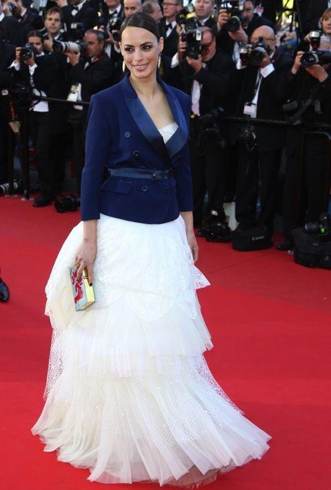 Bérénice Bejo at the Premiere of Le Passé
